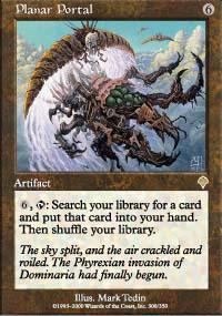 Magic the Gathering Invasion Single Planar Portal - NEAR MINT (NM)