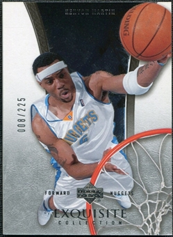 2004/05 Upper Deck Exquisite Collection #8 Kenyon Martin /225