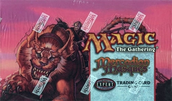 Magic the Gathering Mercadian Masques Precon Theme Box