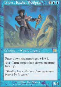Magic the Gathering Onslaught Single Ixidor, Reality Sculptor - NEAR MINT (NM)