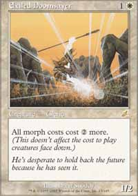 Magic the Gathering Scourge Singles 4x Exiled Doomsayer - NEAR MINT (NM)