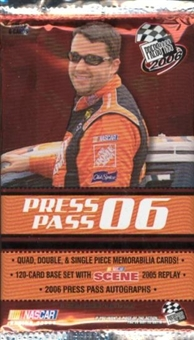 2006 Press Pass Racing Hobby Pack