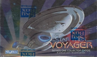 Star Trek: Voyager Season One Box (1995 Skybox)