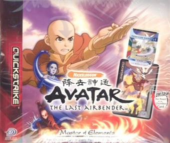 Upper Deck Avatar Master of Elements Booster Box