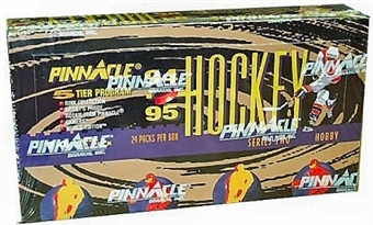 1994/95 Pinnacle Series 2 Hockey Hobby Box