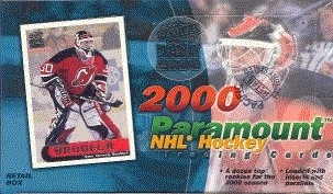 1999/00 Pacific Paramount Hockey Hobby Box