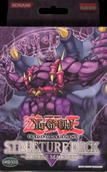 Upper Deck Yu-Gi-Oh Zombie Madness Unlimited Structure Deck