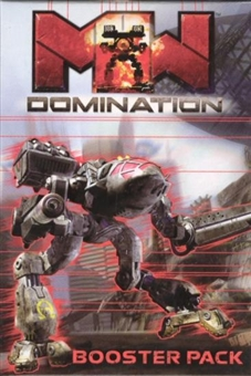 WizKids MechWarrior Domination Booster Pack