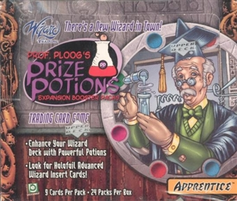 Wizard In Training Prof. Ploog's Prize Potions Booster Box