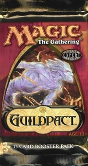 Magic the Gathering Guildpact Booster Pack