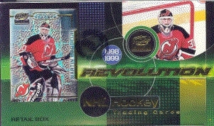 1998/99 Pacific Revolution Hockey Hobby Box