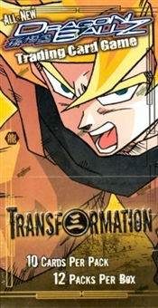 Score Dragon Ball Z Transformation Booster Box