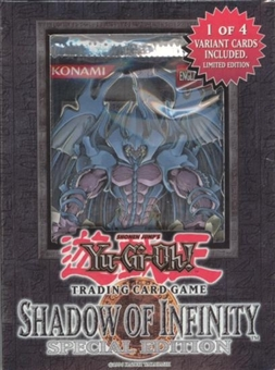 Upper Deck Yu-Gi-Oh Shadow of Infinity Special Edition Deck