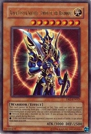 Yu-Gi-Oh Dark Revelation 2 Single Black Luster Soldier - Envoy of the Beginning