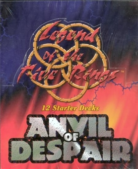 AEG Legend of the Five Rings Anvil Of Despair Starter Box