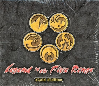 AEG Legend of the Five Rings An Oni's Fury Booster Box
