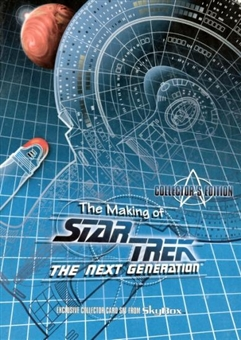 The Making of Star Trek The Next Generation Collectors Edition Set (1994 Skybox)