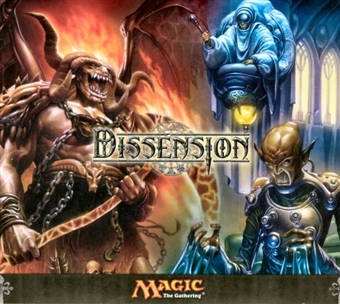 Magic the Gathering Dissension Fat Pack