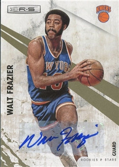 2010/11 Panini Rookies and Stars Signatures #104 Walt Frazier 1/5