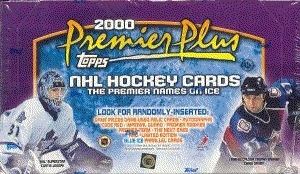 1999/00 Topps Premier Plus Hockey Hobby Box