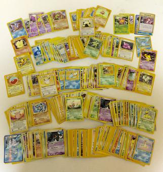 Pokemon 400 foil rare lot - tons of value!