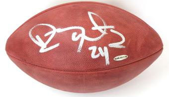 Ryan Mathews Autographed San Diego Chargers Wilson Authentic Game Ball (UDA)