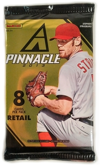 2013 Panini Pinnacle Baseball Retail 24-Pack Lot