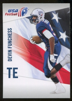 2012 Upper Deck USA Football #15 Devin Funchess