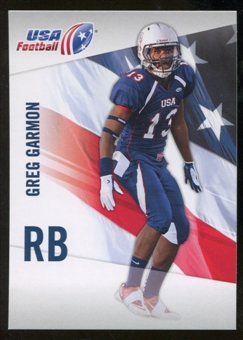 2012 Upper Deck USA Football #20 Greg Garmon