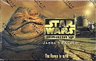 Decipher Star Wars Jabba's Palace Booster Box