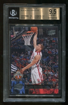 2009/10 Upper Deck Blake Griffin #226 SP Rookie RC BGS 9.5 Gem Mint