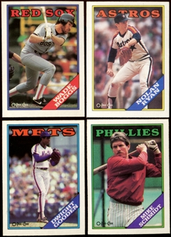 1988 O-Pee-Chee Baseball Complete Set (NM-MT)