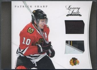 2011/12 Luxury Suite #17 Patrick Sharp Jersey Stick