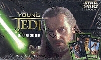 Decipher Star Wars Young Jedi Battle of Naboo Starter Box