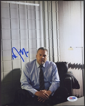 2014 Leaf Pop Century Vincent D'Onofrio Signed Auto 8x10 PSA DNA