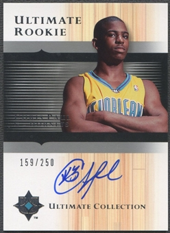 2005/06 Ultimate Collection #146 Chris Paul Rookie Auto #159/250
