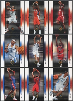 2005/06 Ultimate Collection Blue Base Lot Of 35 All Numbered To 125