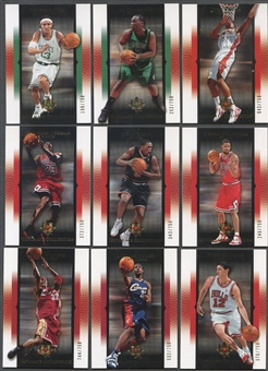2005/06 Ultimate Collection Base Lot Of 69 All Numbered To 750