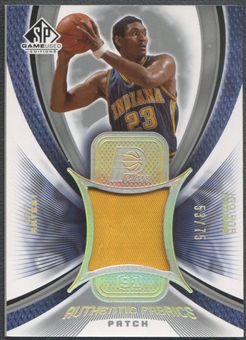 2005/06 SP Game Used #AR Ron Artest Authentic Fabrics Patch #53/75