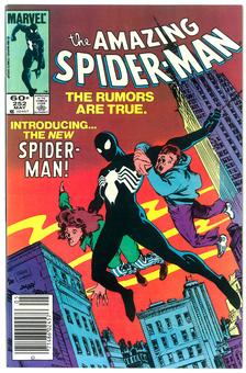 Amazing Spider-Man #252 VF+