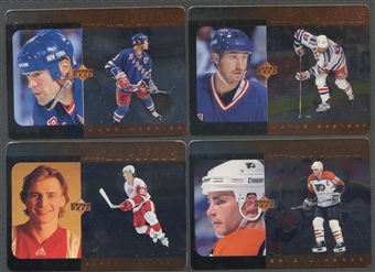 1996/97 Upper Deck Hart Hopefuls Bronze Hockey Complete Set