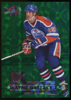 2013-14 Upper Deck Fleer Showcase Wayne Gretzky Precious Metal Gem PMG Serial #9/10