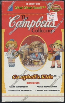 The Campbell's Collection Box (1995 Collect-A-Card)