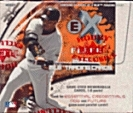 2002 Fleer Skybox E-X Baseball Hobby Box