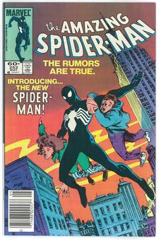 Amazing Spider-Man #252 VF