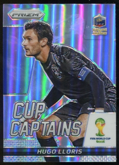2014 Panini Prizm World Cup Cup Captains Prizms #13 Hugo Lloris