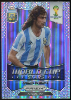 2014 Panini Prizm World Cup World Cup Stars #43 Mario Kempes