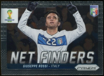 2014 Panini Prizm World Cup Net Finders Prizms #16 Giuseppe Rossi