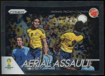 2014 Panini Prizm World Cup Aerial Assault #5 Radamel Falcao