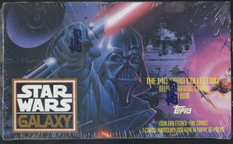 Star Wars Galaxy Box (Topps 1993)